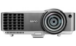 BENQ DLP Short Throw Projector Black  MW824ST